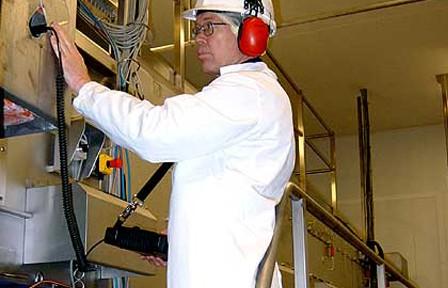 Wykrywanie nieszczelności w instalacjach sprężonego powietrza