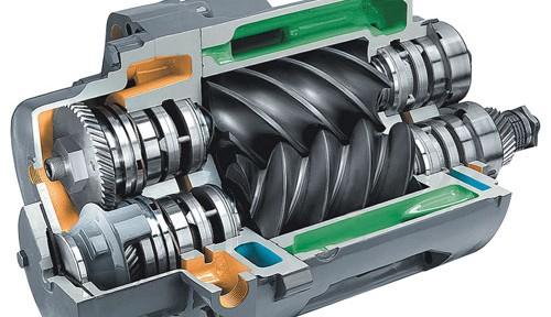 produkcja sprężarek powietrza