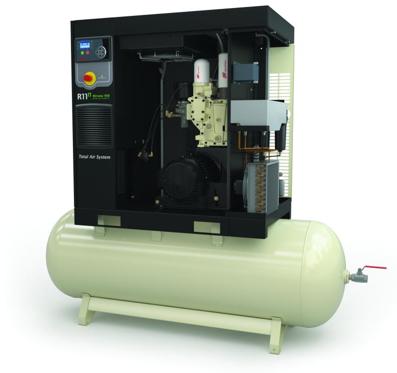 Kompresor śrubowy Ingersoll Rand
