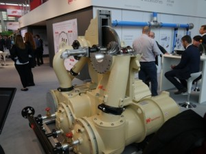 sprężarka turbinowa
