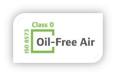 klasa 0 jakości sprężonego powietrza