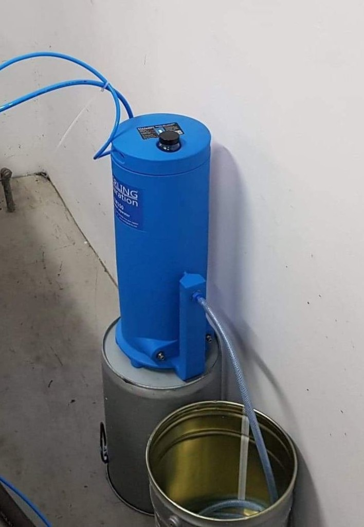 Separator kondensatu