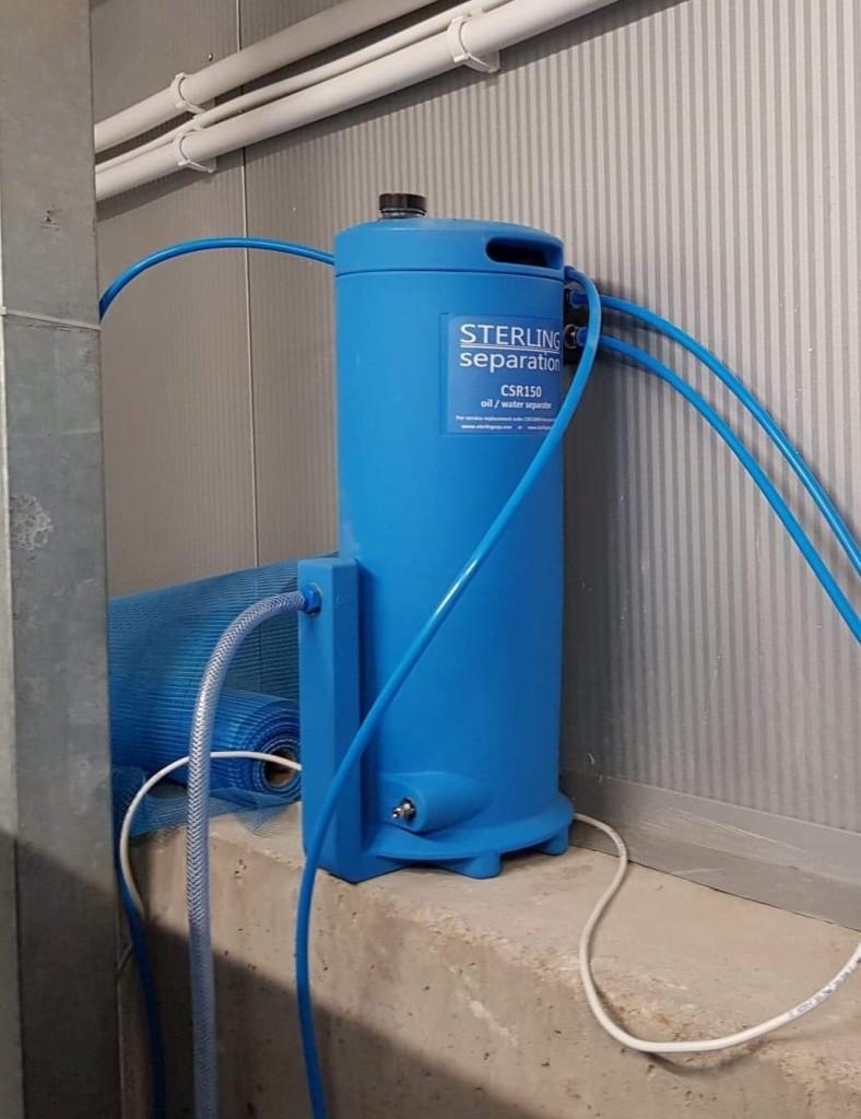 separator olej/woda